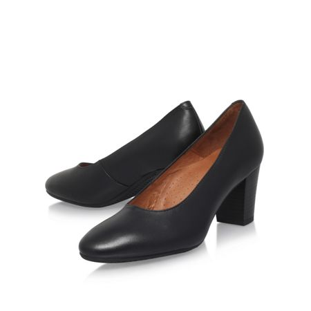 Carvela Comfort Air high heel court shoes
