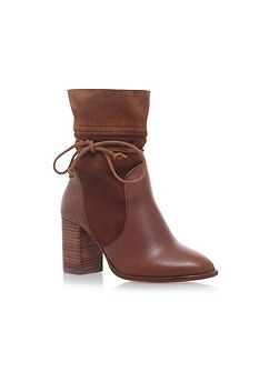 Demi high heel ankle boots
