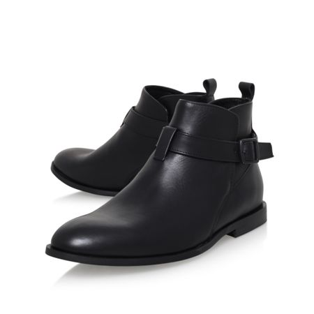 KG Lester Buckle Up Ankle Boots