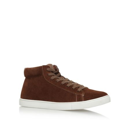 KG Finley high top lace up sneaker