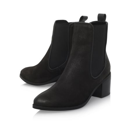 Carvela Taxx slip on ankle boots