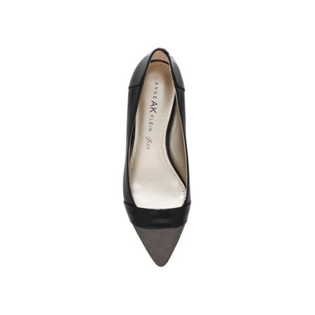 Anne Klein Mckinley low heel court shoes