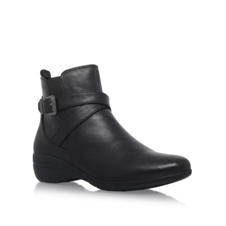 Carvela Comfort Rally flat ankle boots