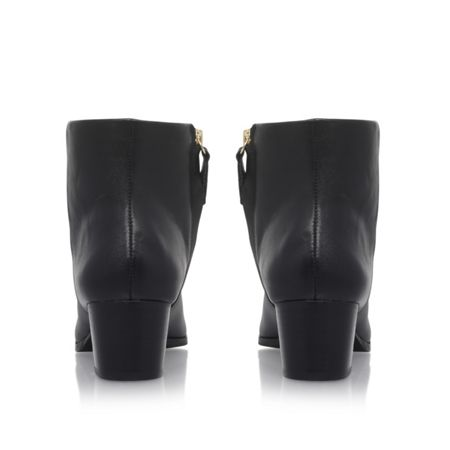 Carvela Sting mid heel ankle boots
