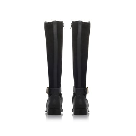 Carvela Stealth flat knee boots
