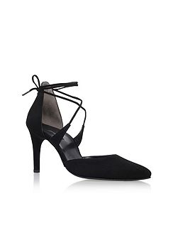 Ella court high heel sandals