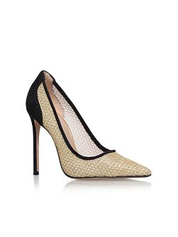Spice high heel court shoes