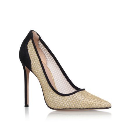 Kurt Geiger Spice high heel court shoes