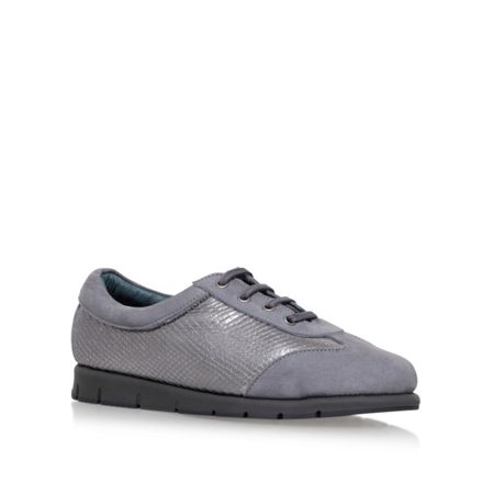 Carvela Comfort Casper flat lace up sneakers