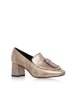 Alexa high heel loafers