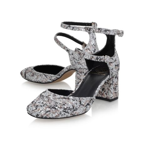 KG Dolly mid heel sandals