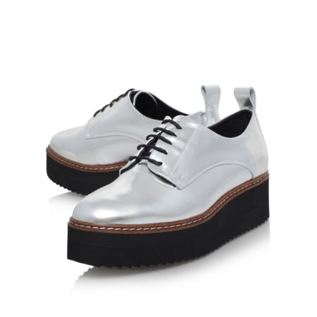 KG Kyack mid heel lace up brogues