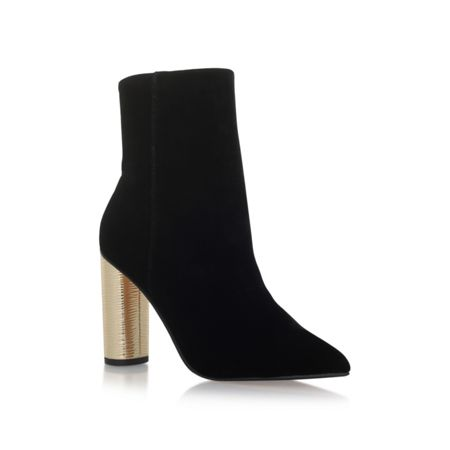 KG Reign high heel ankle boots