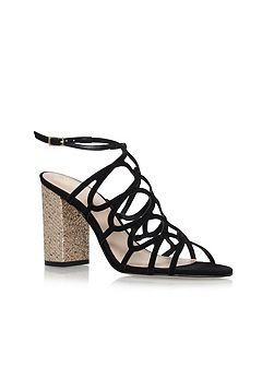 Hallie high heel sandals