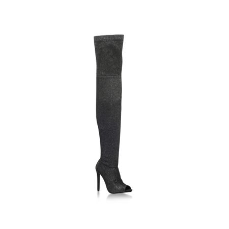 Carvela Gearbox high heel knee boots