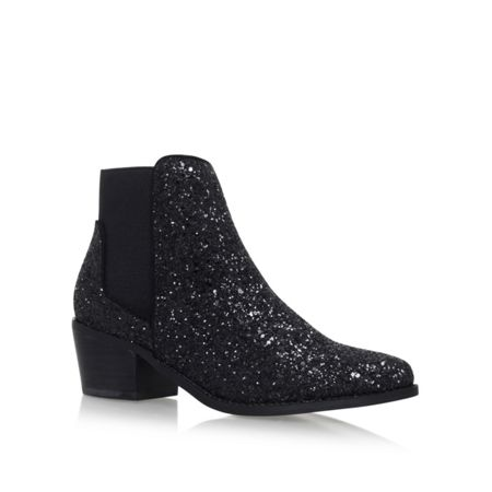 Miss KG Spider low heel ankle boots
