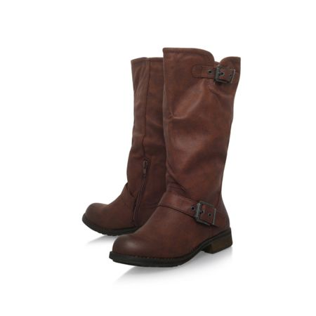Miss KG Winter zip up knee high boots