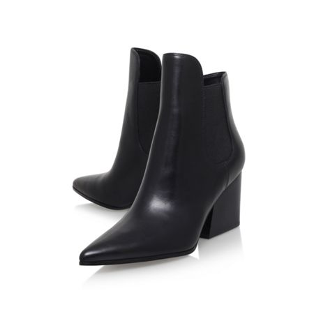 Kendall & Kylie Finley high heel ankle boots