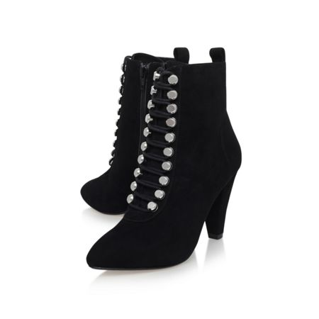 KG Rapido high heel lace up boots