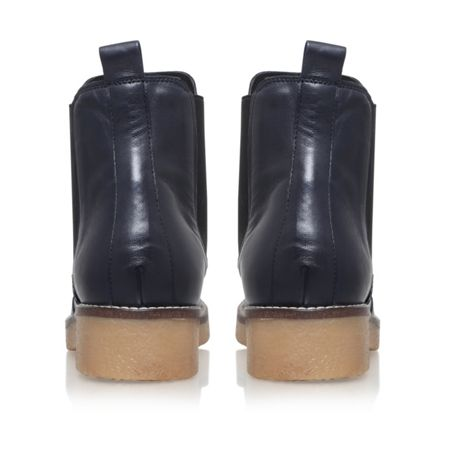 Carvela Slowest flat ankle boots