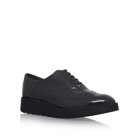 Carvela Lincoln flat lace up brogues
