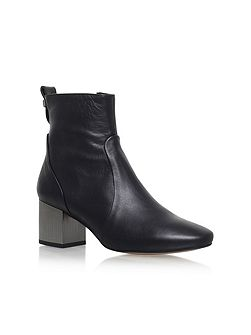 Strudel high heel ankle boots