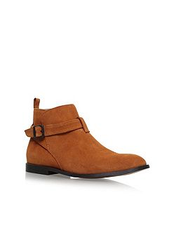 Lester Buckle Up Ankle Boots