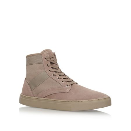 KG Apicella lace up high top sneaker