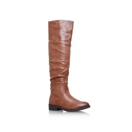 Miss KG Willa flat knee boots