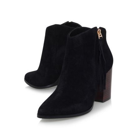 Carvela Smashing high heel zip up ankle boots