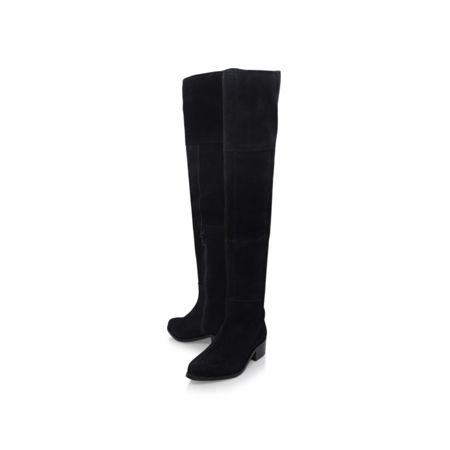 Carvela Point zip up over the knee boots