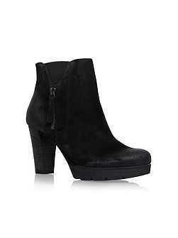 Abbie high heel ankle boots