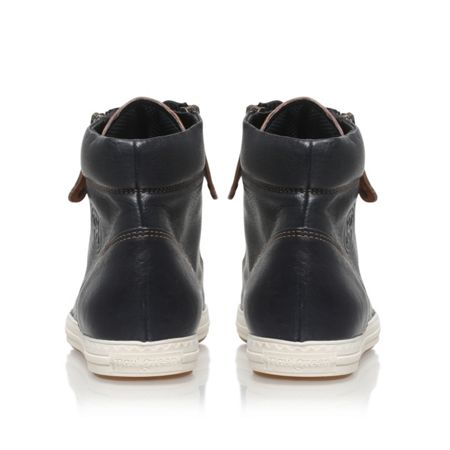 Paul Green Alex flat lace up trainer boots