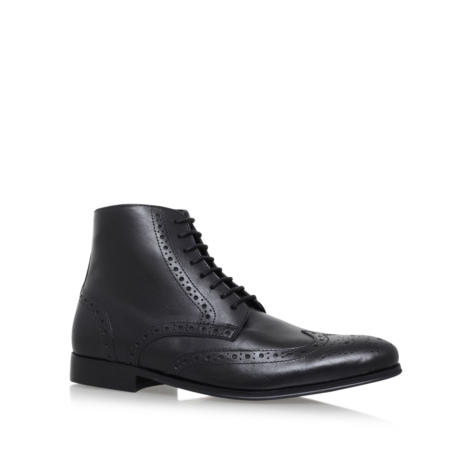KG Hove Lace Up Ankle Boots Black