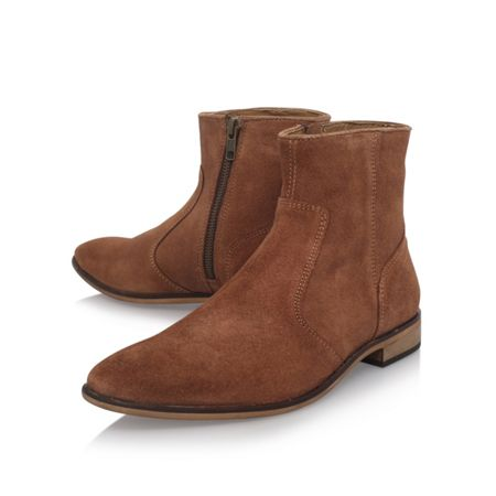 KG Halifax zip up ankle boots
