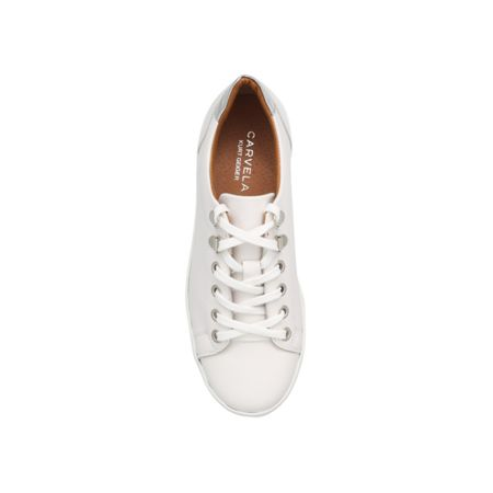 Carvela Liquid flat lace up sneakers