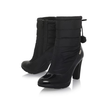 Anne Klein Xhale2 high heel ankle boots