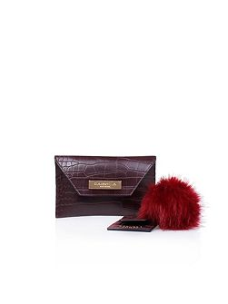 Perry clutch bag gift set