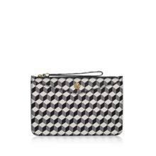 Anne Klein Frances wristlet clutch bag