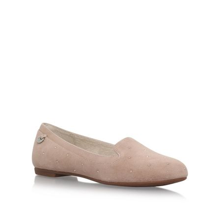 UGG Bentlie diamon quilt flat loafers