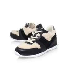 UGG Deaven flat lace up sneakers