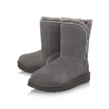 UGG Florence flat fur lined calf boots