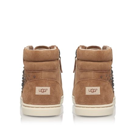 UGG Gradie flat lace up sneakers