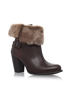 Jane high heel ankle boots