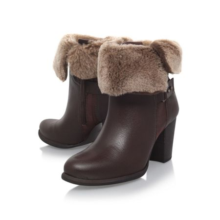UGG Jane high heel ankle boots