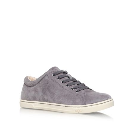UGG Tomi flat lace up sneakers