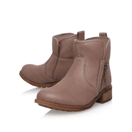 UGG Lavelle flat ankle boots