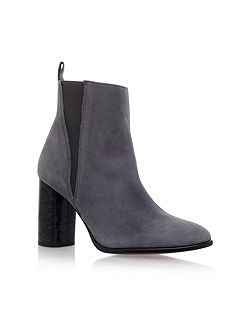 Spectre high heel ankle boots