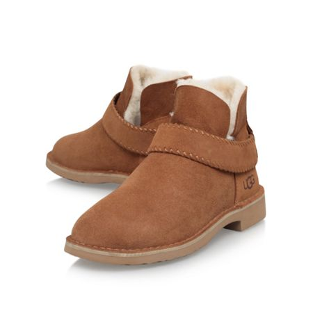 UGG Mckay flat ankle boots