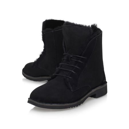 UGG Quincy flat ankle boots